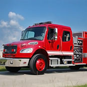 Sackets Harbor VFC Pumper