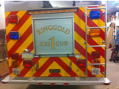 Refurbished | Ringgold Fire Department | After