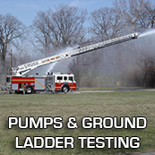 Pump and Ladder Testing